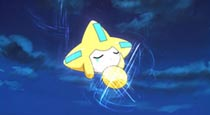 Captura de Pokemon 7: Jirachi Wish Maker
