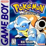 Pokémon Azul - GameBoy