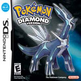 Box Pokémon Diamond (USA)