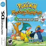Box Pokémon Mystery Dungeon: Explorers of Sky