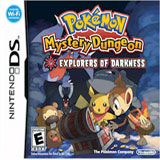 Box Pokemon Mystery Dungeon: Explorers of Darkness (USA)
