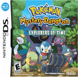 Box Pokemon Mystery Dungeon: Explorers of Time (USA)