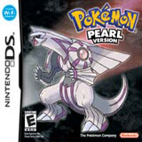 Box Pokémon Pearl (USA)