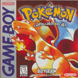 Pokémon Rojo - GameBoy