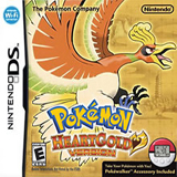 Box Pokémon HeartGold Ingles