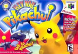 Pokémon Hey You Pikachu Box