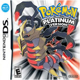 Box Pokémon Platinum (USA)