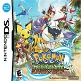 Box Pokémon Ranger: Guardian Signs (USA)