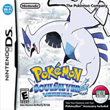 Box Pokémon SoulSilver Ingles
