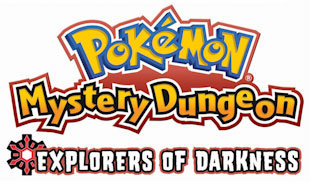 Logo Mystery Dungeon 2: Explorers of Darkness