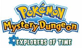 Logo Mystery Dungeon 2: Explorers of Time