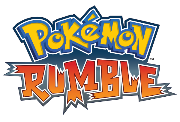 Pokémon Rumble logo