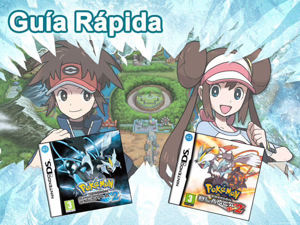 guia oficial pokemon blanco 2 descargar