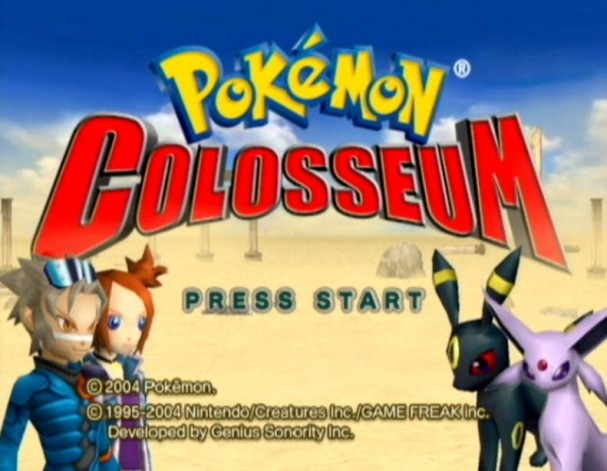 Pokémon Colosseum Intro