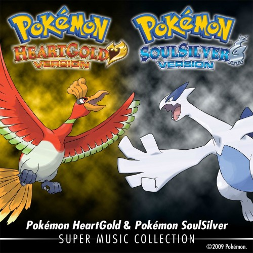 Pokémon HeartGold & SoulSilver Soundtrack