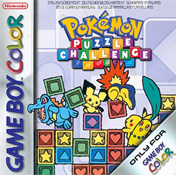Box Art Pokémon Puzzle Challenge