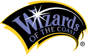Logo de Wizards of the Coast.