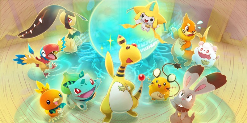 Pokémon Super Mystery Dungeon Expedition Society