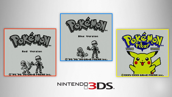 Virtual Console Red Blue Yellow 169 Uk