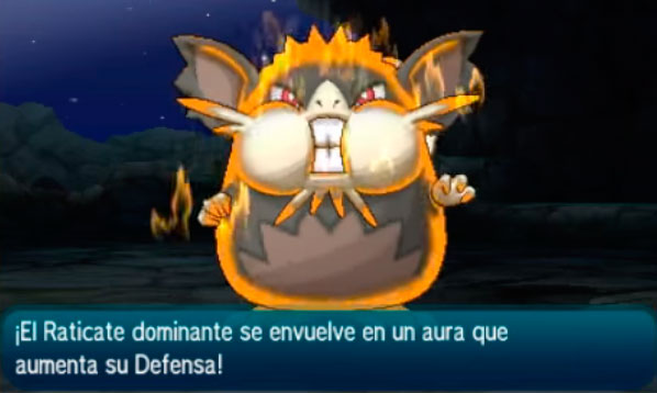 Raticate Dominante
