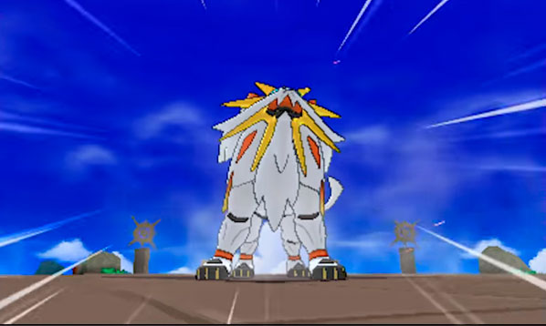 Solgaleo Version