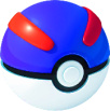 Super Ball Pokemon Go