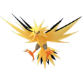 145 Zapdos Pokemon Go