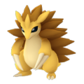 028 Sandslash Pokemon Go