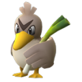 083 Farfetch'd Pokemon Go