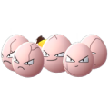 102 Exeggcute Pokemon Go