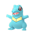 158 Totodile Pokemon Go
