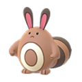 161 Sentret Pokemon Go