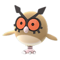 163 Hoothoot Pokemon Go