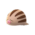 220 Swinub Pokemon Go