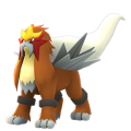 244 Entei Pokemon Go