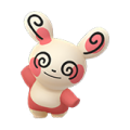327 Spinda Pokemon Go