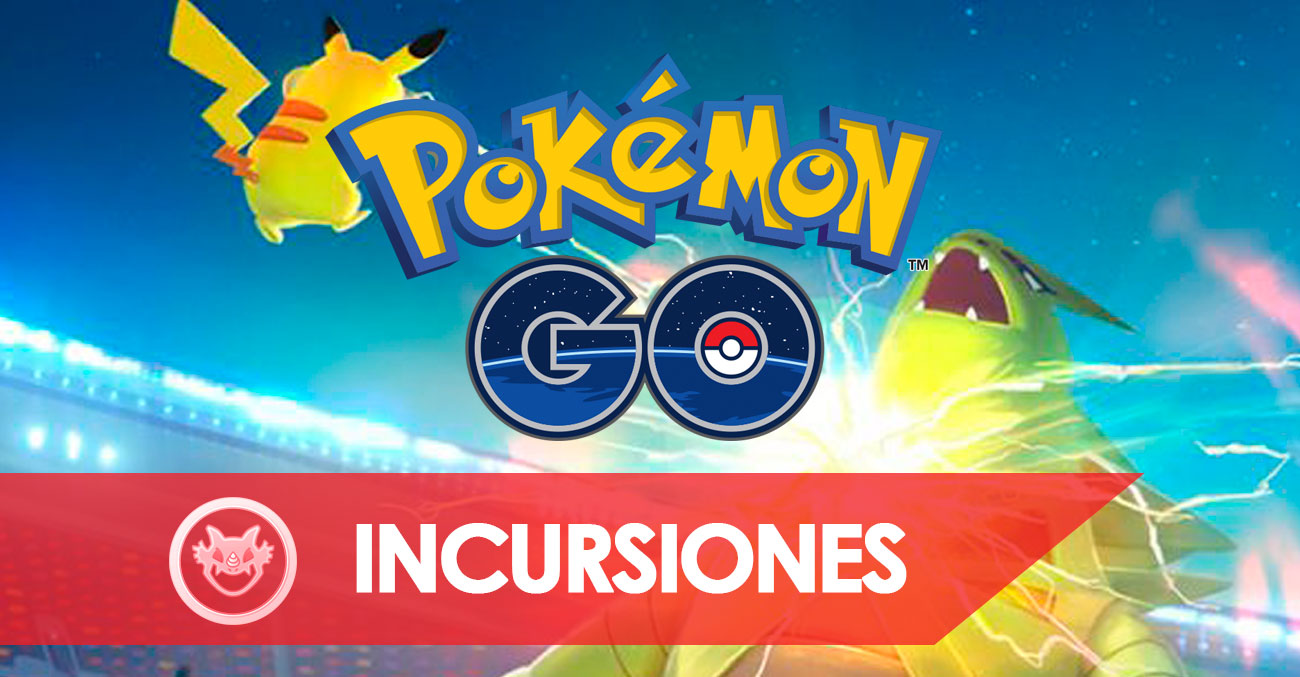 Incursiones Portada Pokemon Go