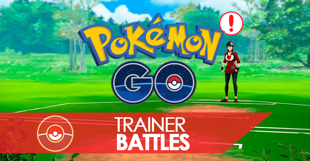 Trainer Battles Combates Pvp Pokemon Go Portada