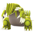 383 Groudon Shiny Pokemon Go