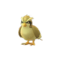 016 Pidgey Shiny Pokemon Go