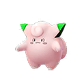 035 Clefairy Shiny Pokemon Go
