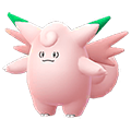 036 Clefable Shiny Pokemon Go
