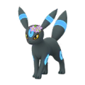 197 Umbreon Flores Shiny Pokemon Go
