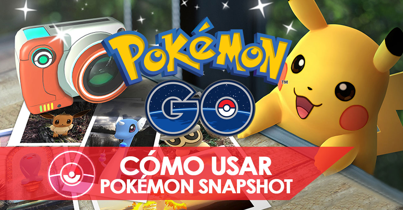 Pokemon Snapshot Portada Pokemon Go
