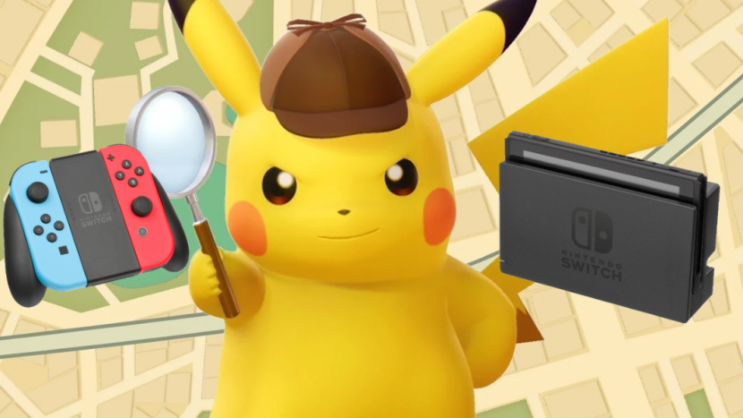 Detective Pikachu Switch
