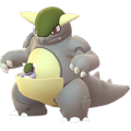 115 Kangaskhan Shiny Pokemon Go