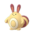 161 Sentret Shiny Pokemon Go