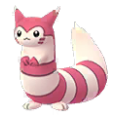 162 Furret Shiny Pokemon Go