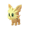 506 Lillipup Shiny Pokemon Go