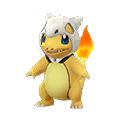004 Charmander Shiny Halloween 2019 Pokemon Go